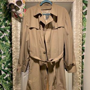 Vintage Christian Dior men's/unisex trench jacket